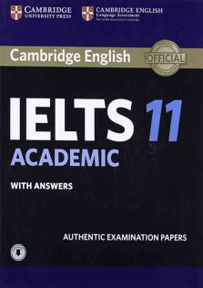 Cambridge Practice Test for IELTS 11 Academic