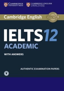 Cambridge Practice Tests For IELTS 12 Academic