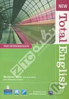 New Total English Pre-Intermediate Student Book