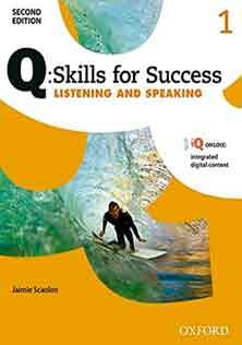 Qskills For Success Listening and Speaking 1