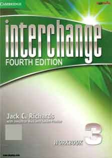 Interchange 3 Work Book