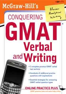 Mcgraw Hills Conquering GMAT Verbal And Writing