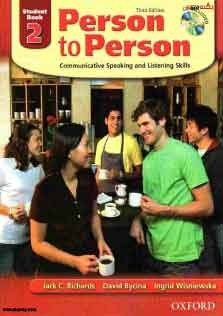 Person to Person  2 Student Book