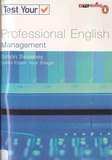 Penguin English Professional English Management Print