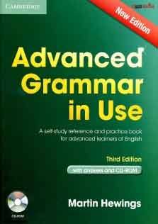 Essential Grammar In Use Advance