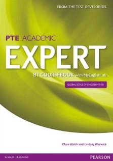 PTE Expert B1 book