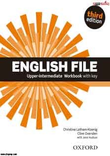 English File Upper-Intermediate Work Book