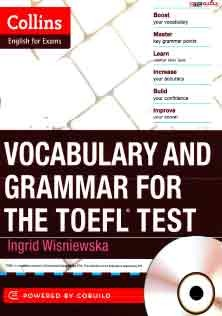 Collins Vocabulary and Grammar For The TOEFL
