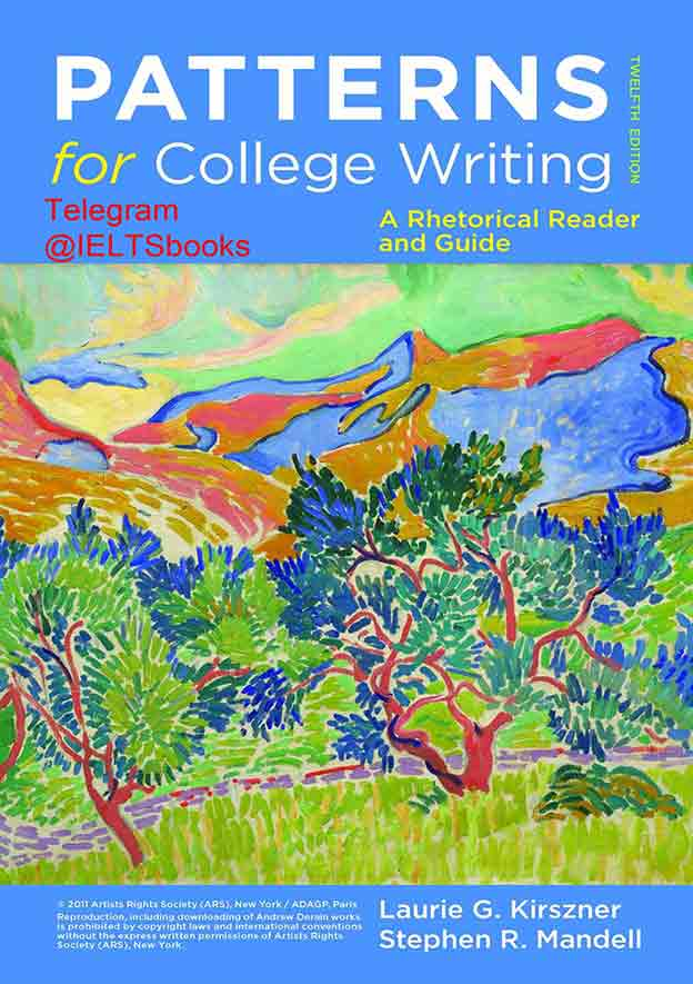 دانلود کتاب Patterns for College Writing pdf