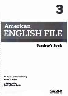 American English File 3 Teacher Book
