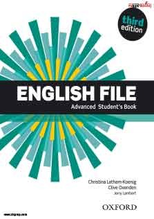 English File Advanced Student Book