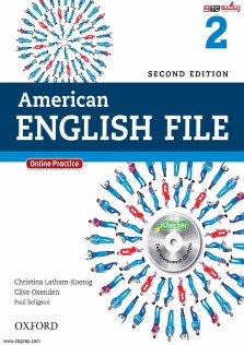 American English File 2 Student Book