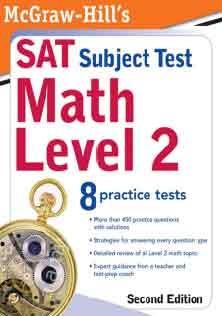 John Diehl McGraw Hills SAT Subject Test Math Level 2