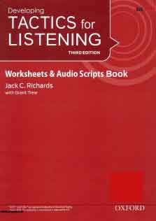 Tactics For Listening Developing Work Book