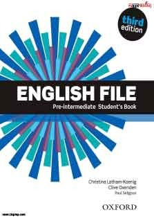 English File Pre-Intermediate Student Book