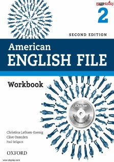 American English File 2 Work Book