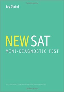 New SAT Mini Diagnostic Test