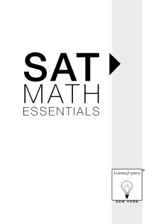 SAT Math Essentials