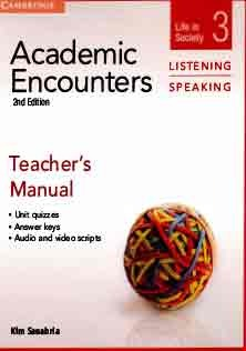 Academic Encounters Listening and Speaking 3 Teacher Book