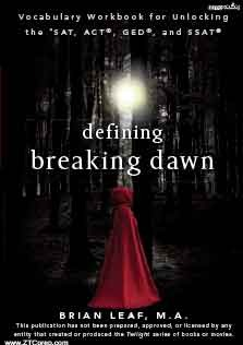 Defining Breaking Dawn