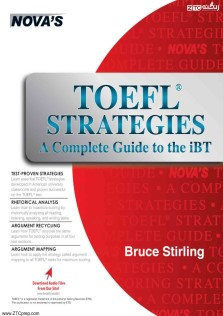 TOEFL Strategies A Complete Guide To The IBT