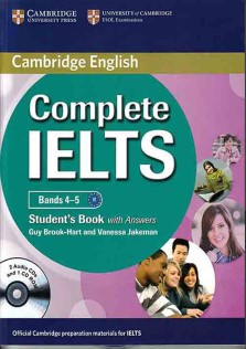 Complete IELTS Bands  4-5