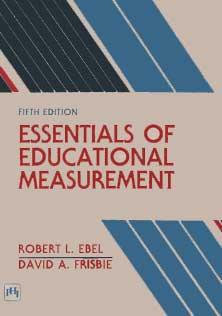 Essentials of Educational Measurement