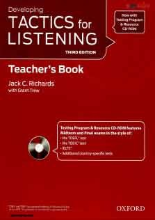 Tactics For Listening Developing Teacher Book