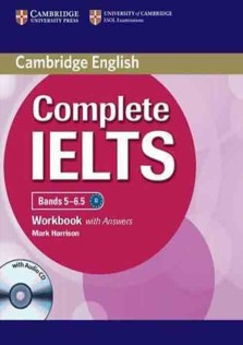 Complete IELTS Bands 5-6.5 Work Book
