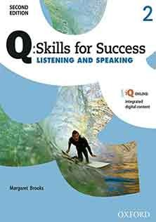 Qskills For Success Listening and Speaking 2