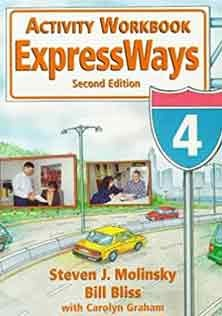 Express Ways 4 Work Book