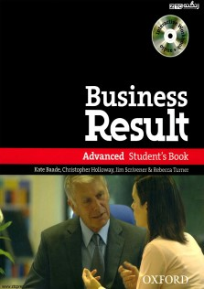 Business Result Advanced Student Book