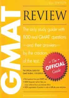 GMAT Official Guide Review