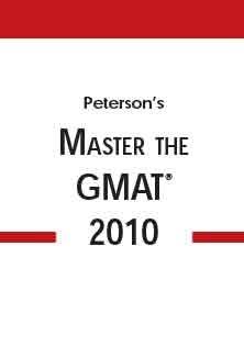Master GMAT 2010