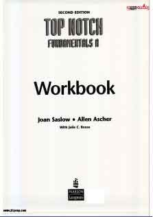 Top Notch Fundamental Work Book