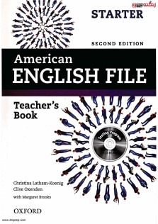 American English File  Starter Teacher Book