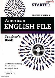 American English File  Starter Teacher Book