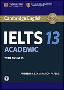 Cambridge Practice Tests for IELTS 13 Academic