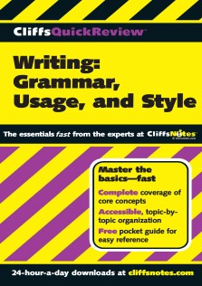 Writing Grammar Usage and Style