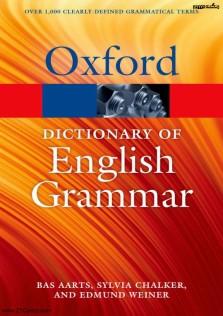Dictionary Of English Grammar