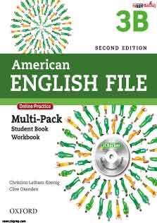 American English File 3B Student Book