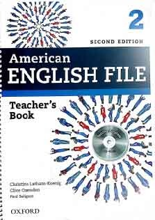 American English File 2 Teacher Book