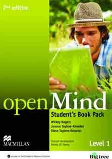 Open Mind Level1 Student Book