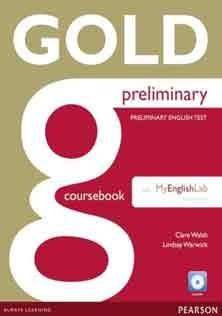 Gold Preliminary Course Book
