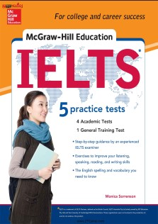 McGraw Hill Education 5 IELTS Practice Tests