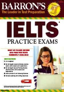 Barrons IELTS Practice Exams