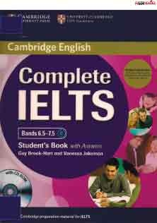 Complete IELTS 6.5 7.5 Student Book