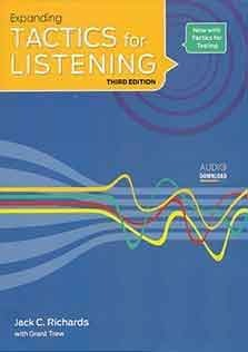 Tactics For Listening Expanding Student Book A
