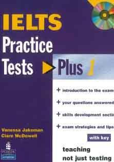 IELTS Practice Test Plus 1