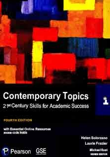 Contemporary Topics Level 1